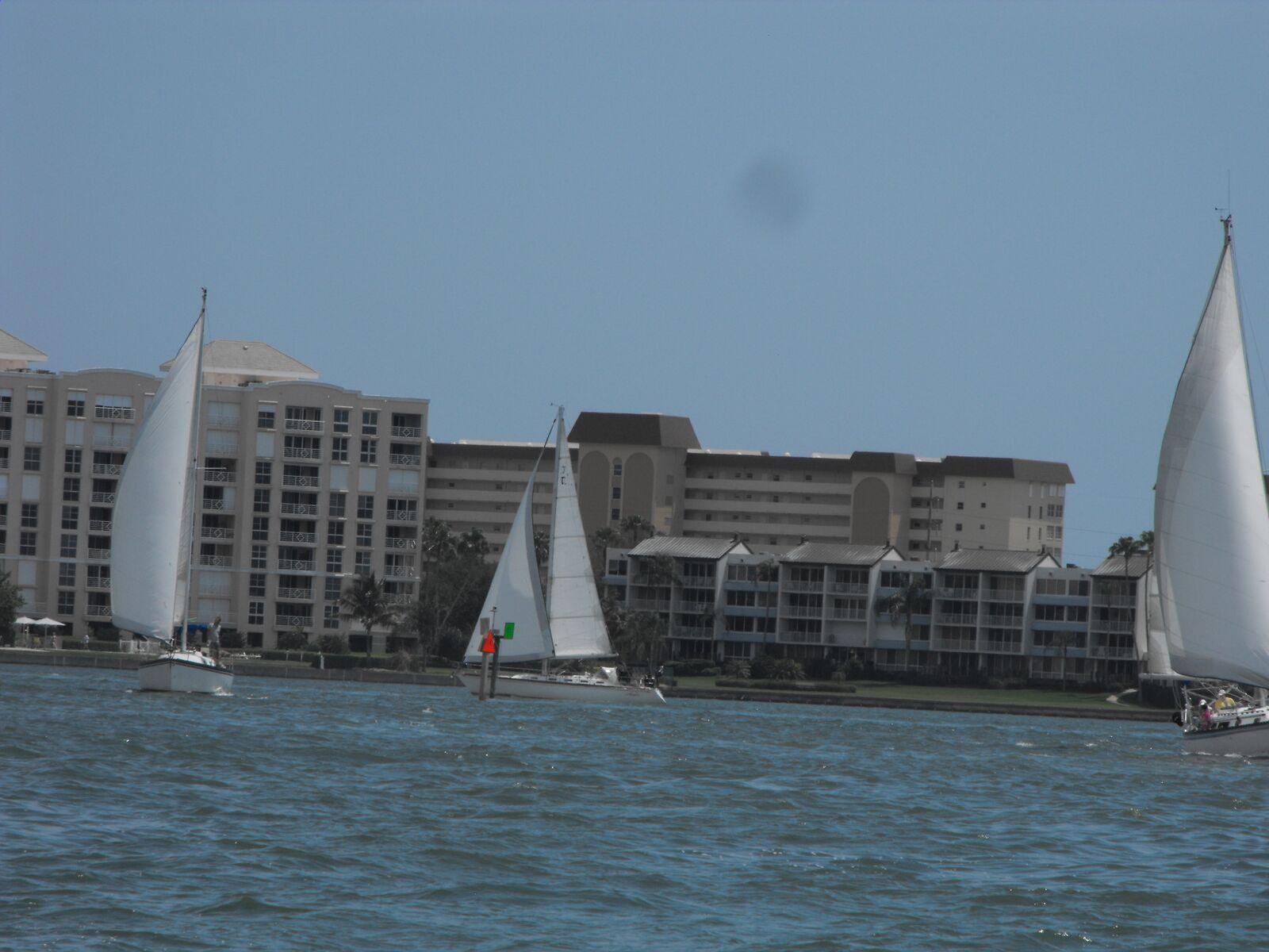 BCYC / Boca Ciega Yacht Club - Racing
